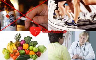 Как избежать инсульта у мужчин