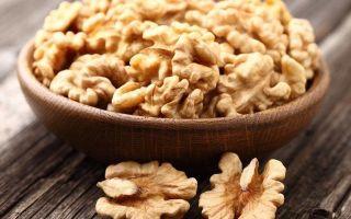 Как влияет грецкий орех: повышает или понижает давление