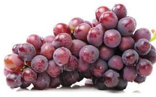 Понос от винограда – почему и в каких случаях может случиться расстройство стула?