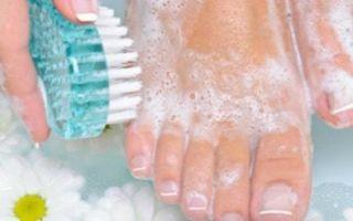 Грибок между пальцами ног — чем лечить?