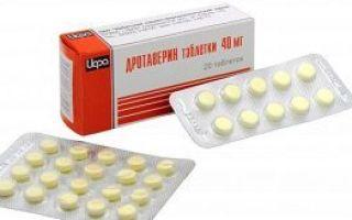 Дротаверин — официальная инструкция по применению, аналоги, цена, наличие в аптеках