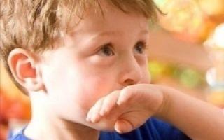 Противорвотные препараты для детей при ротовирусе — список эффективных препаратов