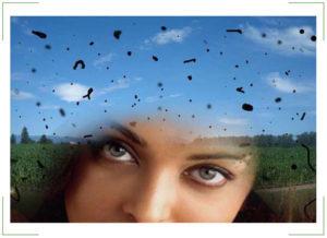 Пятна перед глазами – причины, виды пятен и лечение