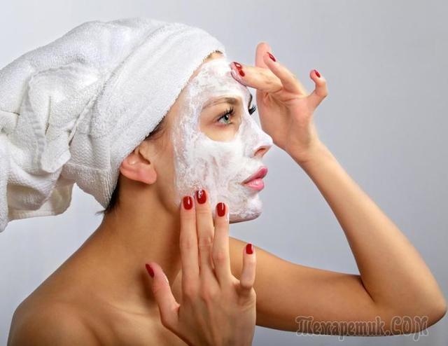 Как убрать черные точки на лице - чистка лица от черных точек
