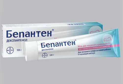 Насколько эффективен Бепантен при диатезе?