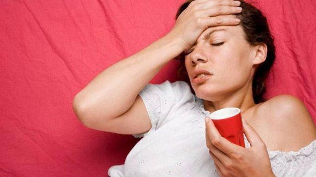 Одновременно болит желудок тошнит и кружится голова