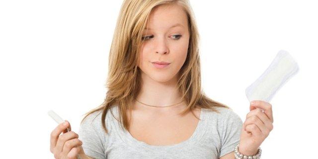 Девичьи секреты: тампоны для девочек-подростков