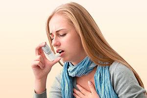 Всд тяжело дышать что делать