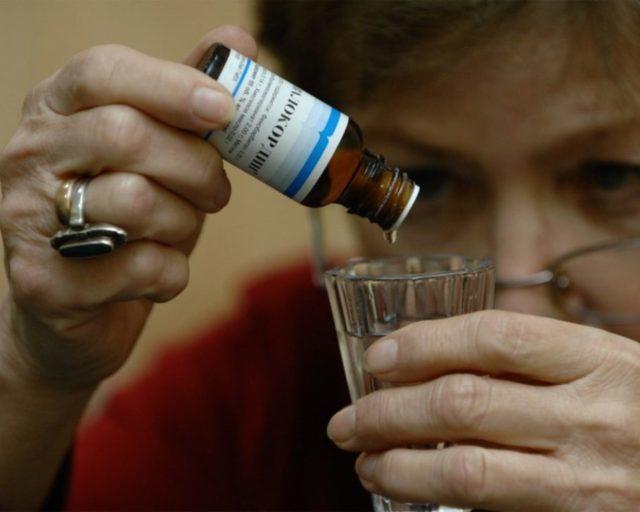 Валокордин при повышении или понижении, как пить?