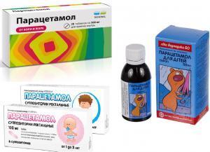 Парацетамол при беременности — инструкция по применению, противопоказания и отзывы