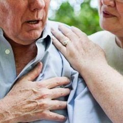 Спазмы в грудине причины