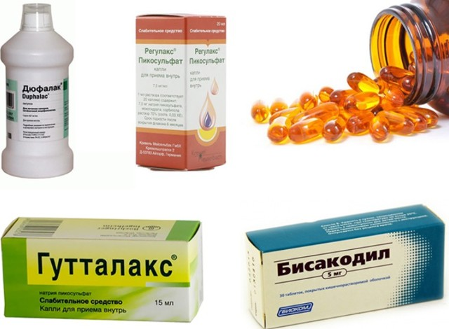 Слабительные препараты: как использовать