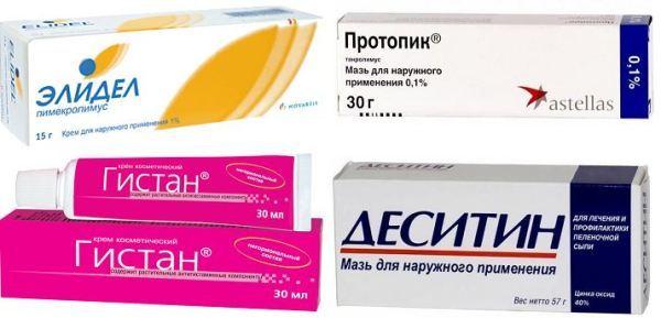 Мазь от аллергии на коже у взрослых и детей: гормональные, негормональные, антигистаминные кремы, список дешевых и лучших средств против аллергии