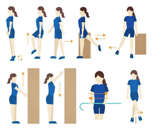 Домашняя реабилитация после инсульта: примеры, противопоказания