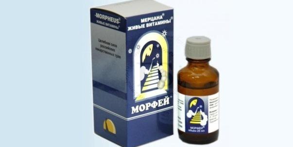 Морфей: инструкция, синонимы, аналоги, показания, противопоказания, область применения и дозы