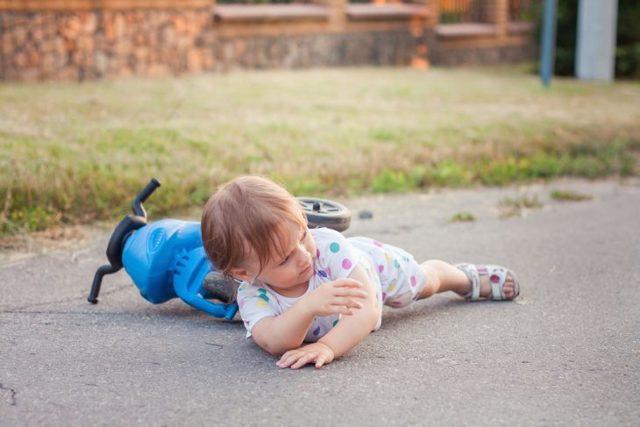 Сотрясение мозга у ребенка симптомы и лечение