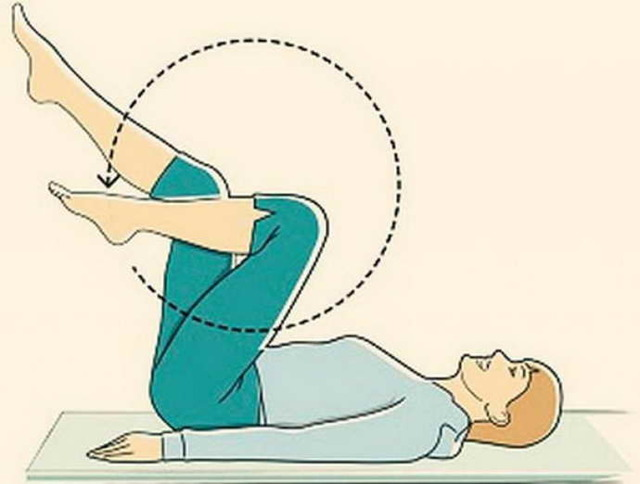 Упражнения для улучшения кровообращения головного мозга