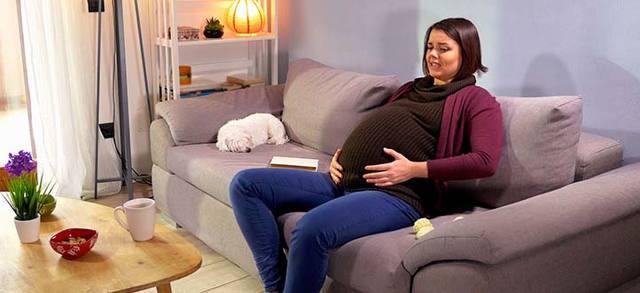 Нарушение гемодинамики 1б степени при беременности