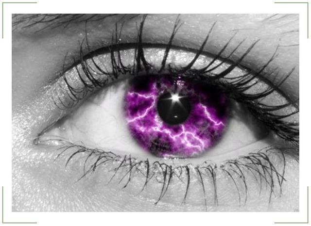 Молнии перед глазами - причины и лечение