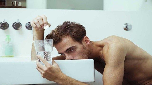 Что выпить от похмелья в домашних условиях?