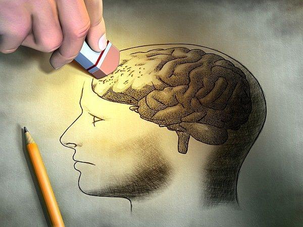 Что делать при потере памяти