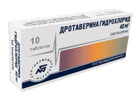 Дротаверин - официальная инструкция по применению, аналоги, цена, наличие в аптеках