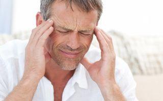 Может ли кружиться голова от нервов