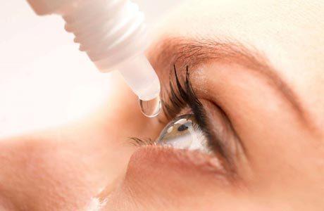 Капли от глазного давления - список эффективных средств