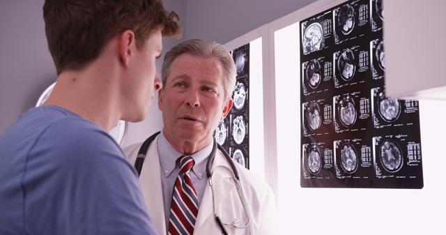 Клиническая классификация последствий черепно-мозговой травмы