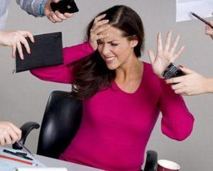Признаки нервного истощения у женщин