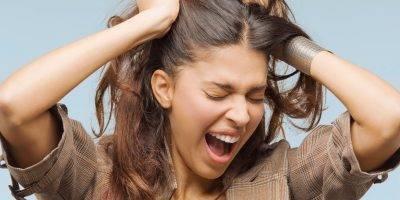 Почему чешется голова, если она чистая и без вшей