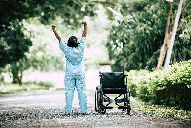Упражнения для восстановления после инсульта