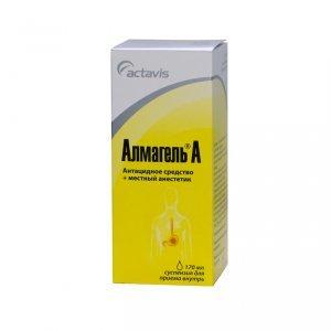 Альмагель инструкция по применению: описание препарата (лекарства)