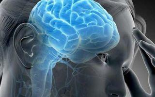 Болезни головного мозга и головы: список названий, симптомы
