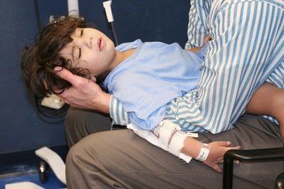 Что делать, если ребенок упал и ударился головой?