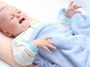 Судороги у новорожденного ребенка: причины, как выглядят неонатальные