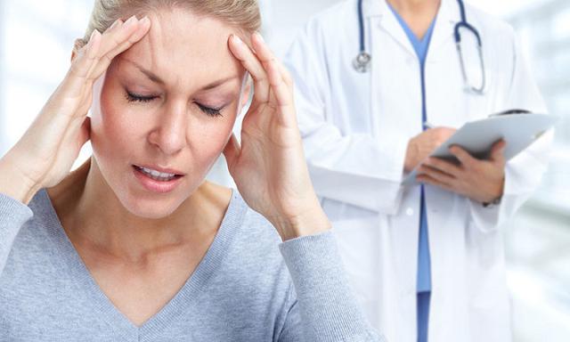 Голова болит голова и тошнит причины