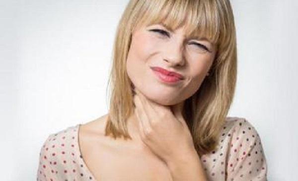 Ощущения волоса в горле