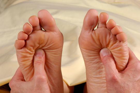 Гимнастика при парезах стопы