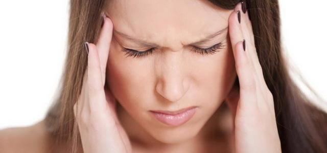 Головная боль и головокружение при отите