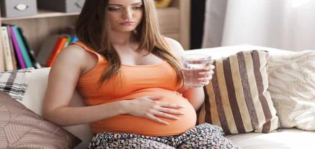 Продукты, вызывающие изжогу во время беременности и при гастрите