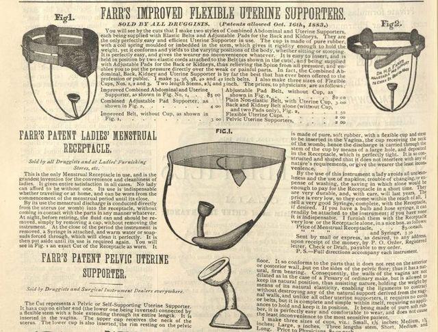 Чем пользовались женщины до появления прокладок: исторические факты
