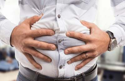Вздутие и газы в животе - как избавиться быстро?