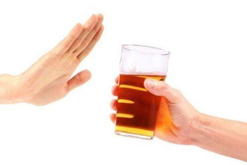 После алкоголя болит поджелудочная
