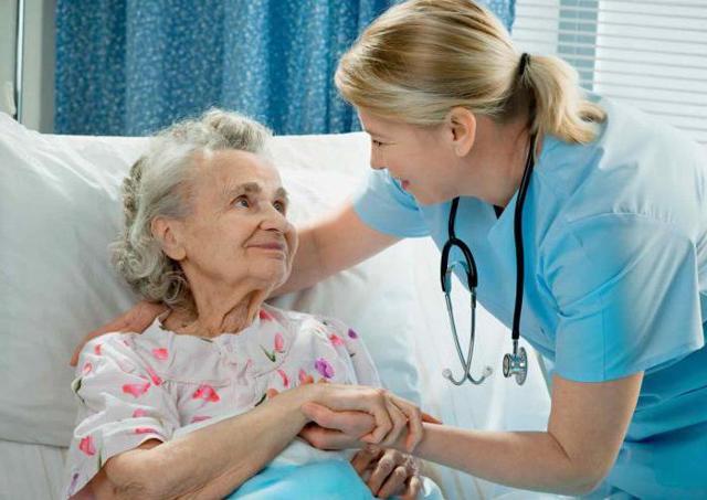 Стандарты сестринской деятельности при хронических гастритах и язвенной болезни.