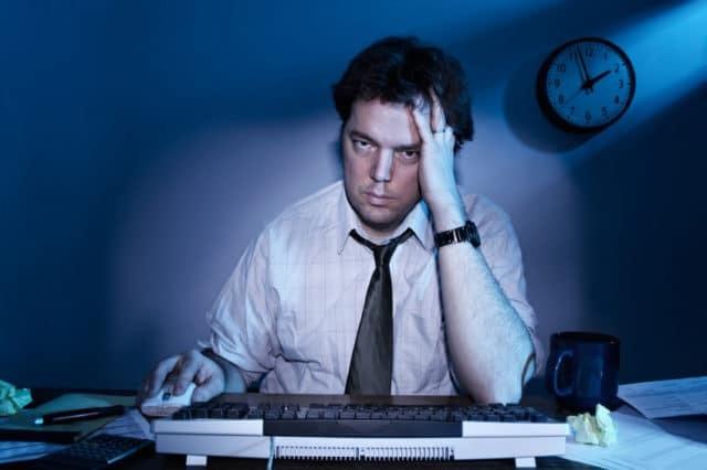 Болит голова по вечерам - от чего?