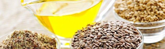 Семена льна - как принимать для очистки организма и польза