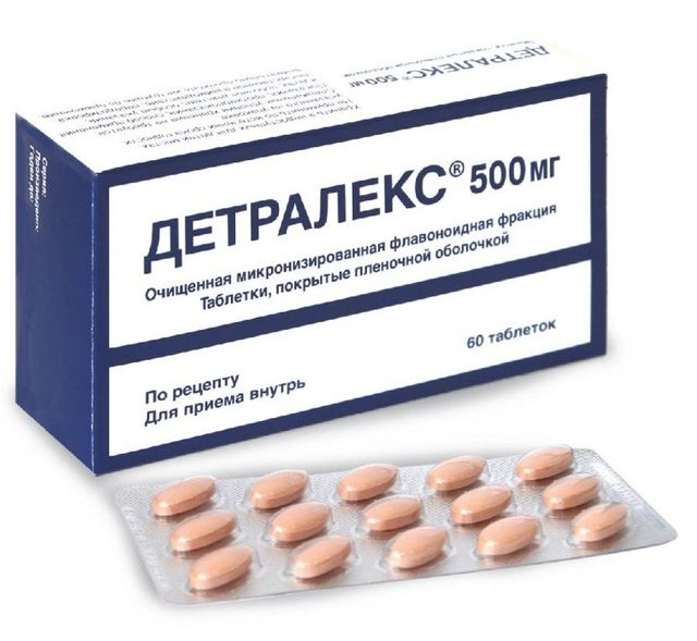 Флебодиа или детралекс – что лучше при геморрое, сравнительный анализ препаратов