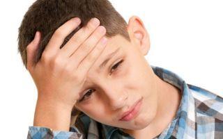 Тошнота у подростка причины