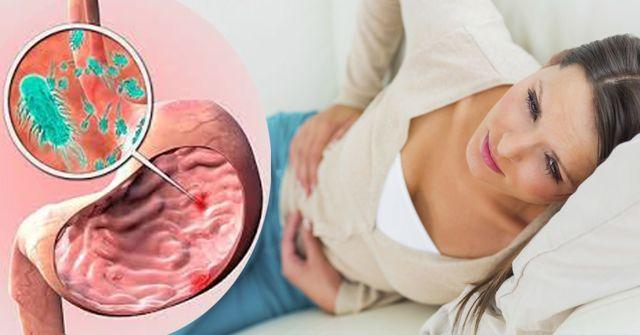 Как лечить бактериальный гастрит